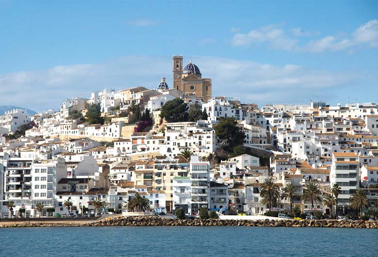 Altea en Alicante