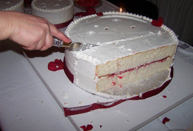 Cut And Serve Cake Tool
