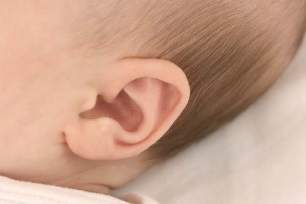 Otitis media en bebés