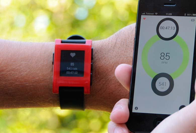 pebble es un smartwatch ideal para interactuar con tu smartphone