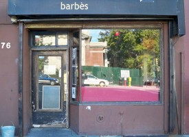 Bar Barbes en Brooklyn