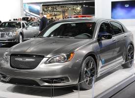 Chrysler 200 Mopar