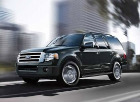 Ford Expedition para 2015