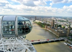 London Eye: Londres desde las alturas
