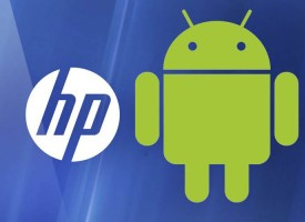 Tablet Android HP 8