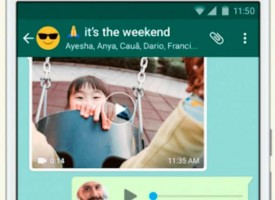 Whatsapp se une a la moda del streaming