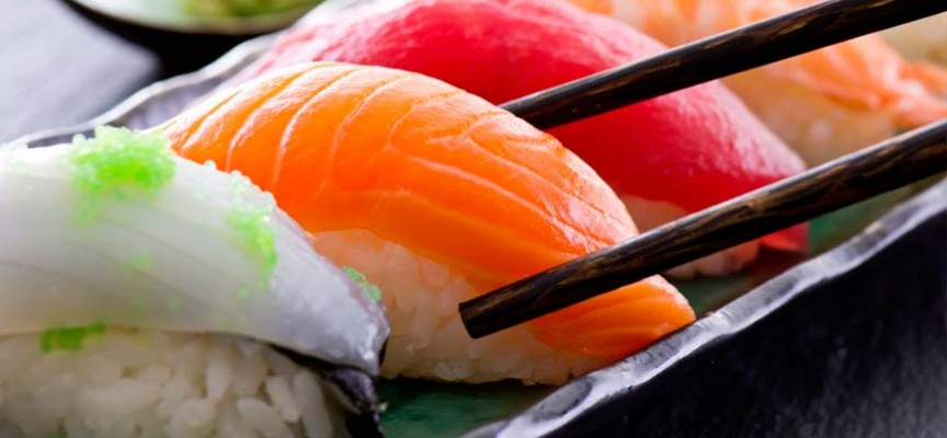 Beneficios de comer sushi