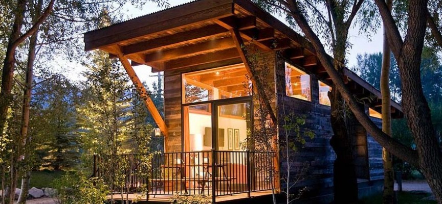 Casas Tiny Houses, económicas y ecológicas
