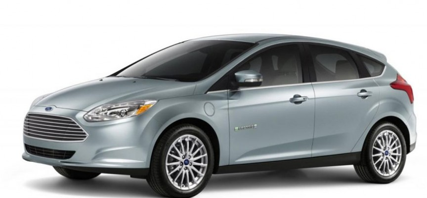 Ford Focus Electric 2014 | Novedades