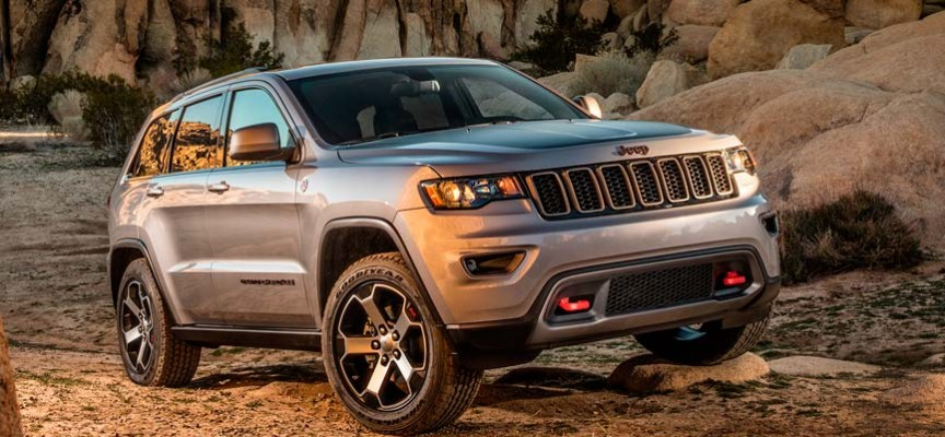 Grand Cherokee 2017: Trailhawk y Summit