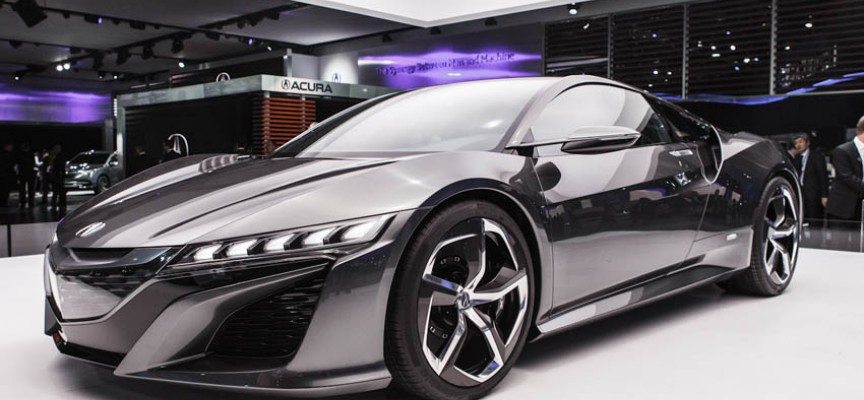 honda acura nsx 2015 an lisis y prestaciones. Black Bedroom Furniture Sets. Home Design Ideas