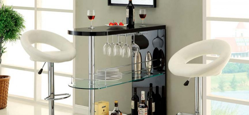 Ideas para el minibar de casa - Bar en casa decoracion ...