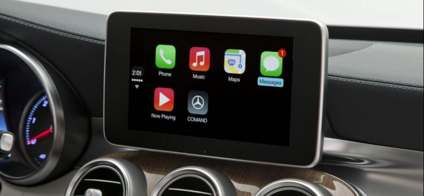 CarPlay para integrar IOS de Apple en tu coche