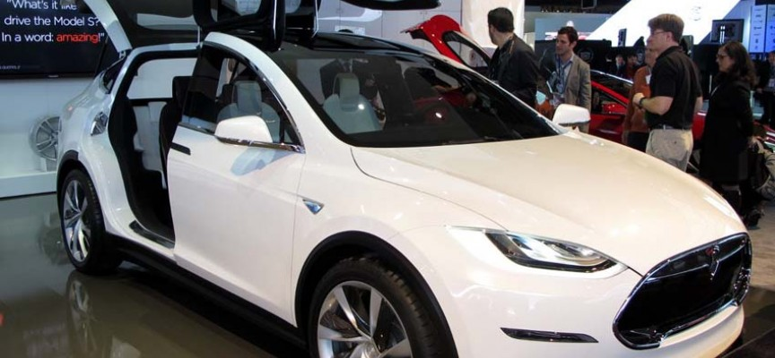 Tesla Model X | SUV, Crossover