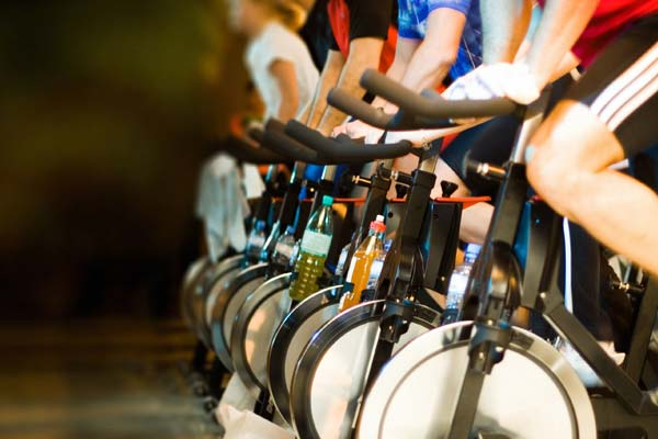 Beneficios de practicar spinning
