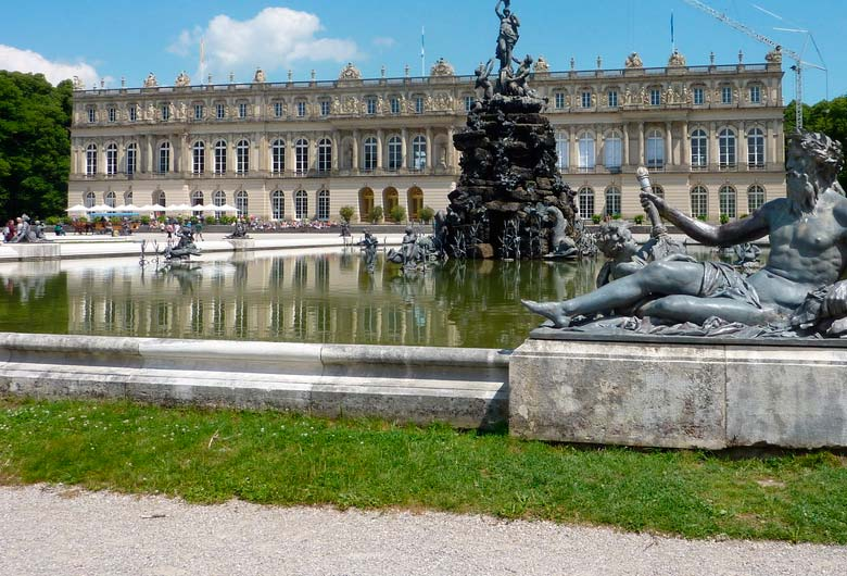 Palacio de Herrenchiemsee