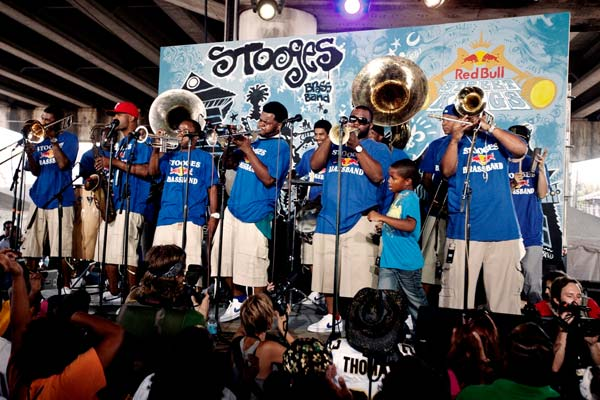 Las Brass Bands de New Orleans