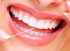 Beneficios de usar hilo dental