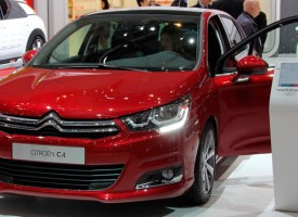 Citroen C4 Facelift 2015
