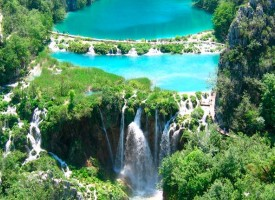 Parques Naturales en Croacia
