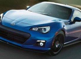Subaru BRZ Turbo 2015