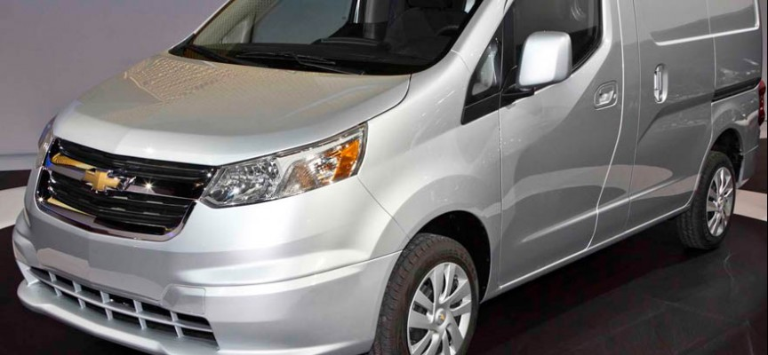 Chevrolet City Express 2015 | Novedad de General Motors